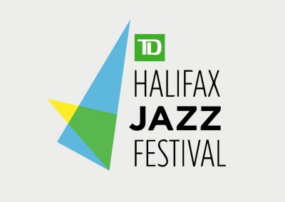 Halifax Jazz Festival 2017, Main Image Design