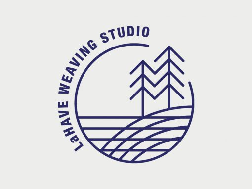 LaHave Weaving Studio, Logo design