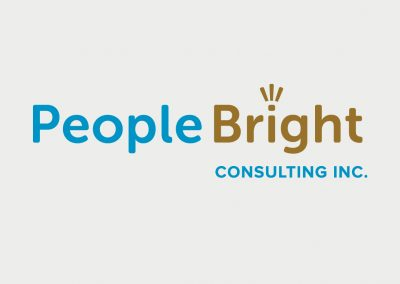 People Bright Consulting, Logo Design