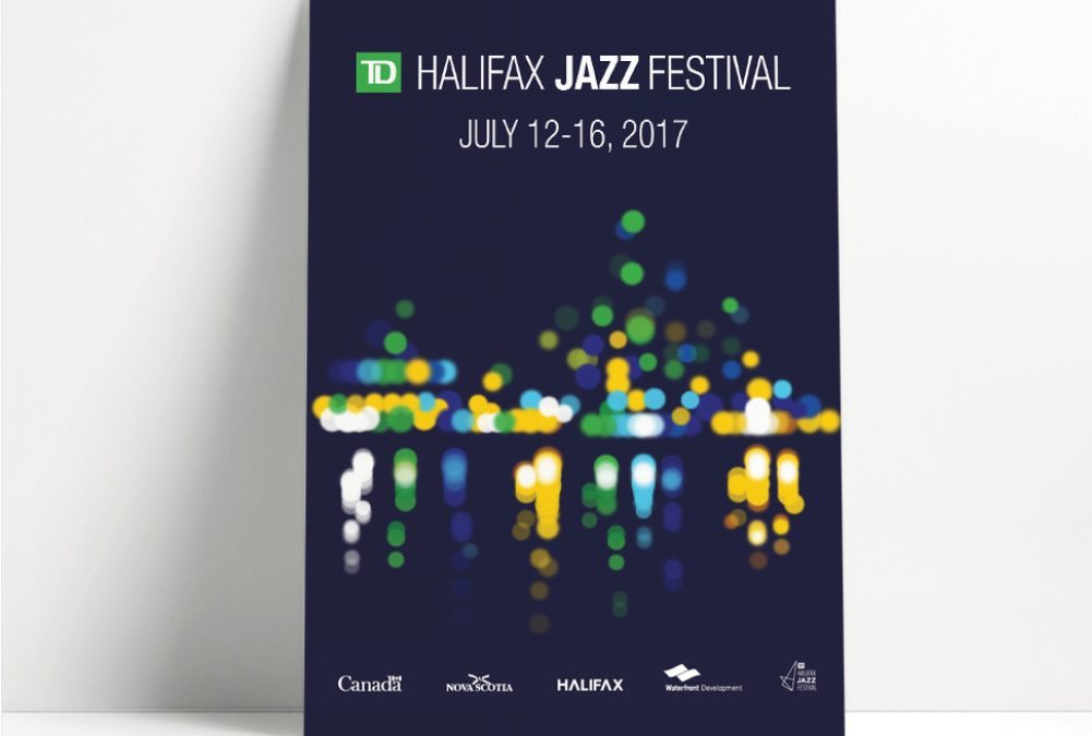 Behind the Design: Halifax Jazzfest 2017