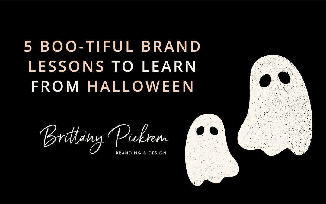 Five Boo-tiful Brand Lessons to Learn from Halloween