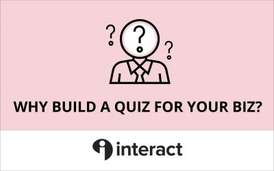 Why Build A Quiz For Your Biz?