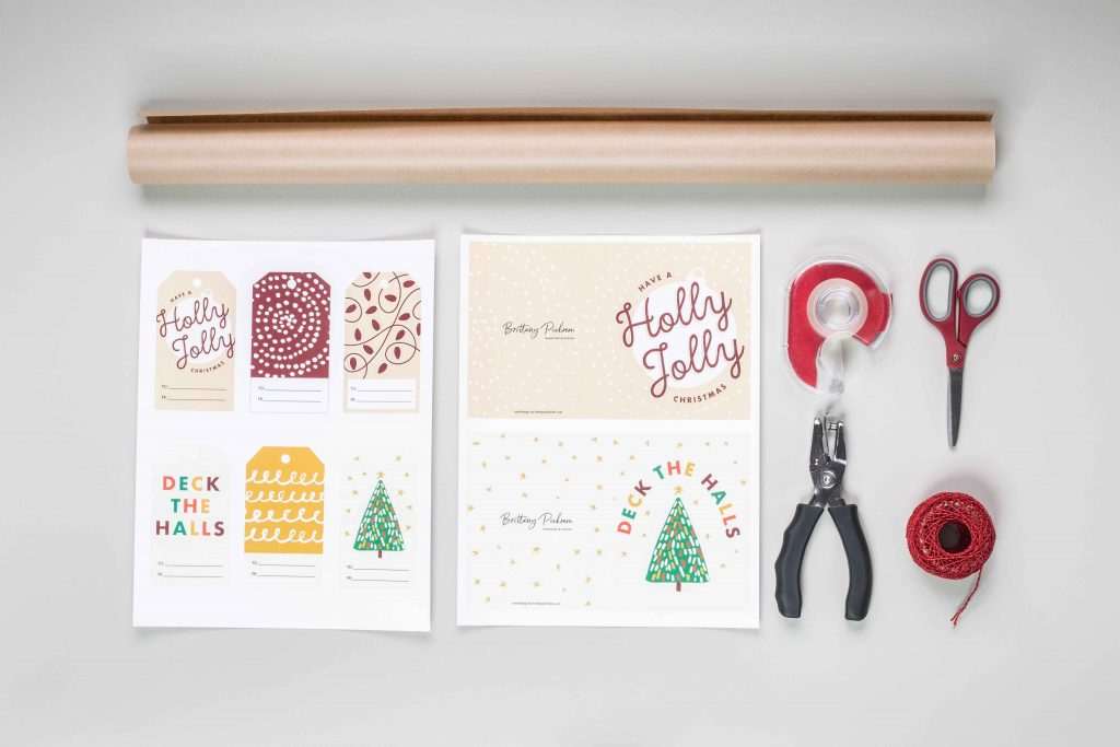 Free Holiday Gift Package