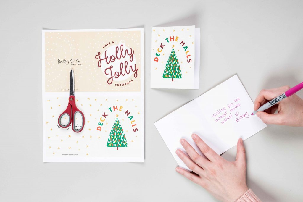 Free Holiday Greeting Cards